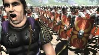Rome Total War Teaser