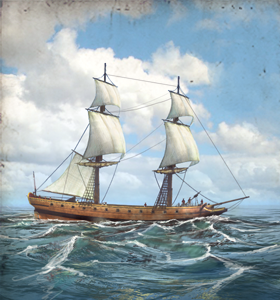 Rocket Ship NTW