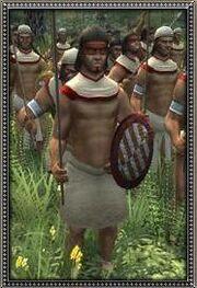 Tlaxcalan Spearmen