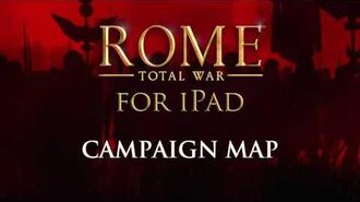 ROME Total War™ for iPad – How to triumph (Campaign Map)