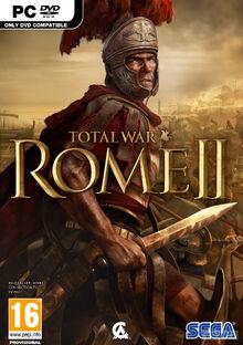 RomeTotalWarIIBoxArt
