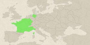 Ntw fra europe map