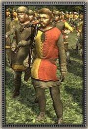 Spanish Crossbow Militia