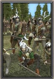 Hungarian Halberd Militia