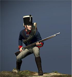NTW Prussian Fusiliers