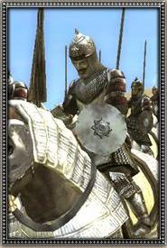 Mongol Heavy Lancers