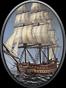 Indiaman (Trade Ship) Icon