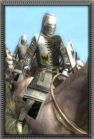 Teutonic Merchant Cavalry Militia