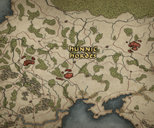 Huns Starting Position