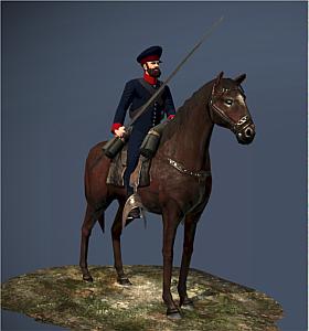 Cossack Cavalry NTW
