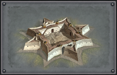 Large Star Fort NTW