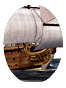 Second Rate Ship of the Line Icon