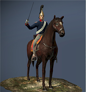 Prussia Horse Guards NTW