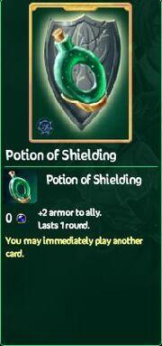 Potion of Shielding