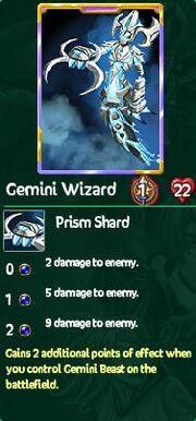Gemini wizard