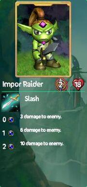 Impor raider