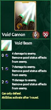 Void Cannon