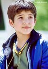 Justin as a kid