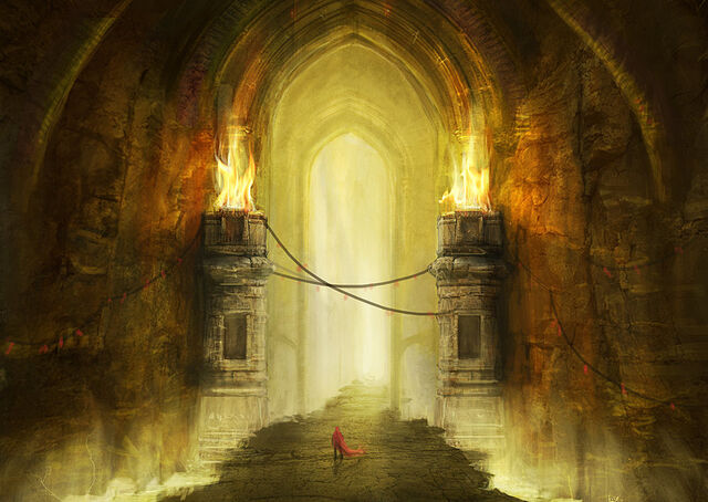 File:Dungeon gate by kingcloud-d4a88qr.jpg