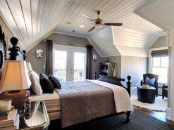 MotelAtticBedroom