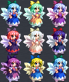 Cirno palettes.PNG
