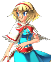 Chara Alice Stand