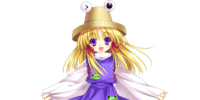Touhou Pocket Wars EVO: Suwako