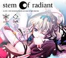 Stem of radiant