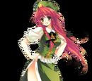 Touhou Pocket Wars 2nd: Meiling