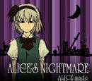 ALICE'S NIGHTMARE