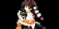 Touhou Pocket Wars EVO: Aya