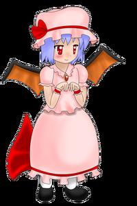 Remilia (洩矢の旅)