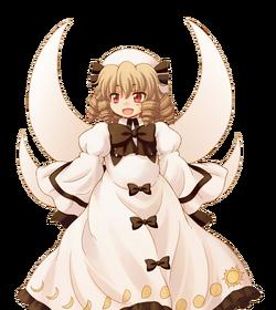 Luna Child Fairy Wars