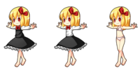 Touhou Pocket Wars 2nd: Rumia