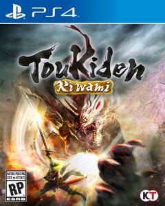 Box Art-Toukiden Kiwami PS4 NA