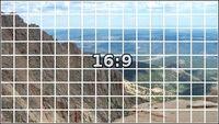 16 9 grid