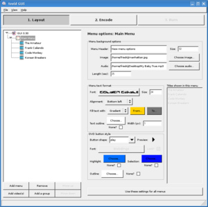 Todiscgui Menu Panel 0.30