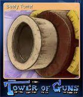 Beefy turret