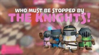 Tower Unite Gameplay Trailer - Little Crusaders