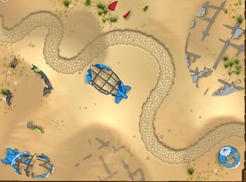 MOAB Graveyard Track