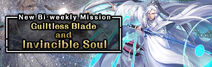Guiltless Blade and Invincible Soul