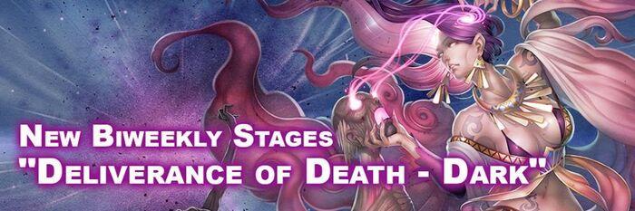 Deliverance of Death - Dark