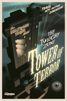 Tower of Terror DCA poster