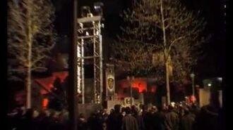 Disneyland Paris Opening Tower of Terror attraction