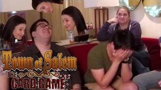 Town of Salem Card Game - Lies and Deceit!