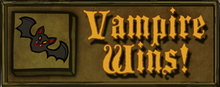 Vampire Wins Screen