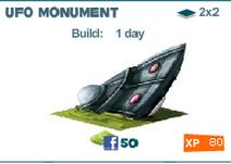 UFO Monument