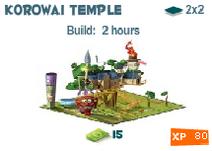 Korowai Temple