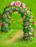 Arch of Flowers