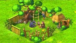 Township Zoo - Chimpanzee-family
